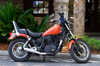 Long Beach Motorcycle insurance